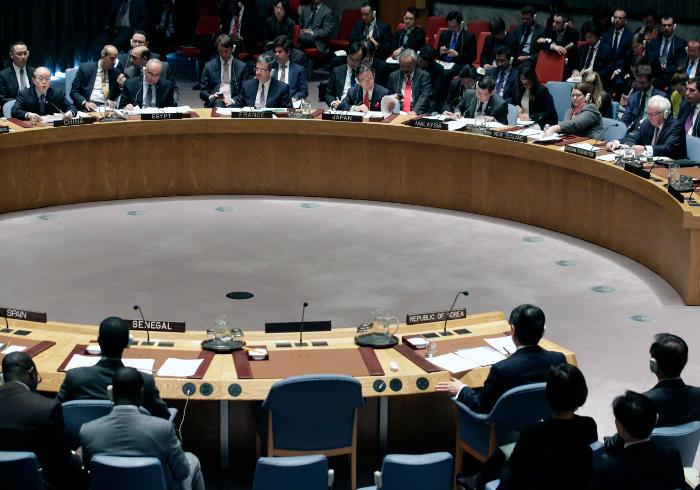 Россия не исключила появления новых постоянных членов Совбеза ООН