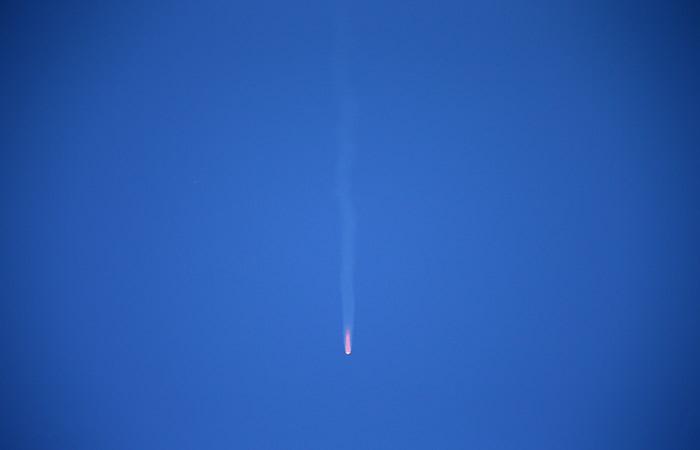 Запущенный с Восточного спутник SamSat передал обрывочные сигналы
