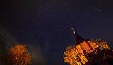 Астрономы предсказали пик звездного дождя в ночь на пятницу