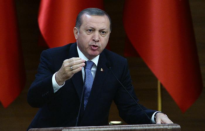 Эрдоган отказался выполнять требования ЕС по антитеррористическим законам