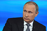 Путин вошел в число десяти самых уважаемых мужчин мира