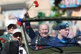 В праздничных мероприятиях 9 мая участвовали около 24 млн россиян
