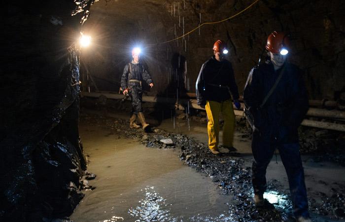 """Завершились работы по затоплению аварийной шахты """"Северная"""" в Воркуте"""