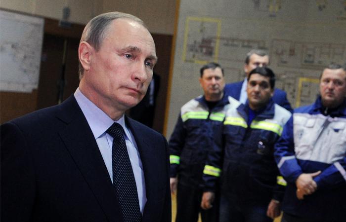 Путин дал команду на запуск последней нитки энергомоста в Крым
