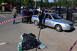 На Хованском кладбище после массовой драки нашли еще одно тело погибшего