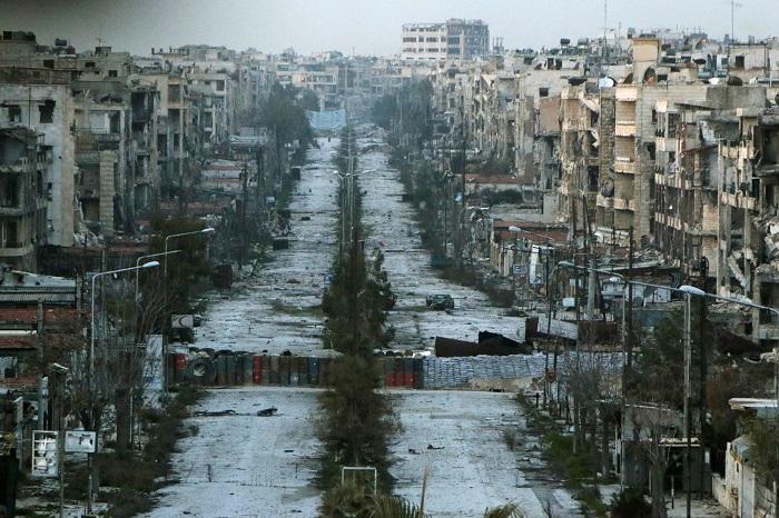 Режим прекращения огня в Сирии за сутки был нарушен восемь раз