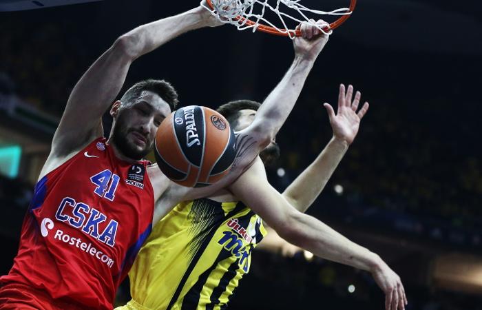 Цска Фенербахче Баскетбол