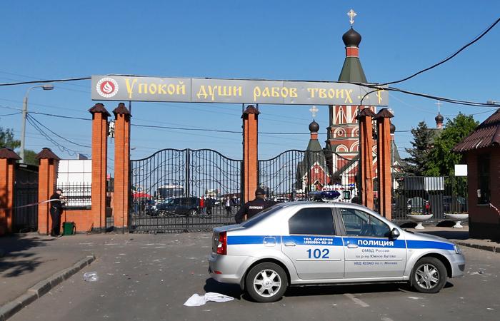 Задержан бывший директор Хованского кладбища