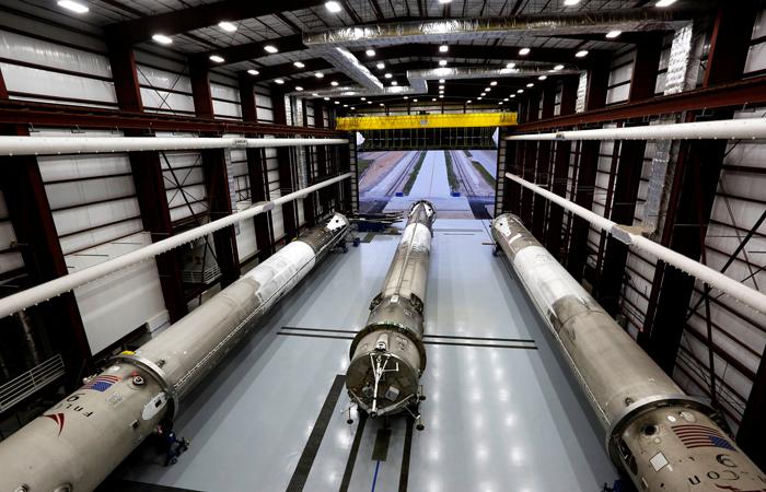 SpaceX признала невозможность повторного запуска севшей 6 мая ступени Falcon 9