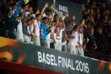 """""""Севилья"""" в третий раз подряд выиграла Лигу Европы УЕФА"""
