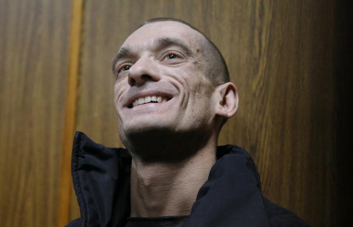 Суд в Москве начнет рассмотрение по существу дела Петра Павленского