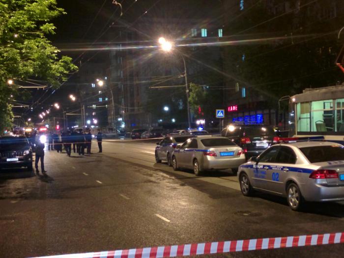 Напавший на банк на востоке Москвы ликвидирован