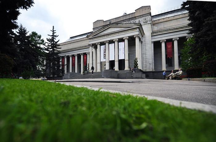 Утерянные после войны скульптуры из берлинского Музея Боде нашли в Пушкинском музее