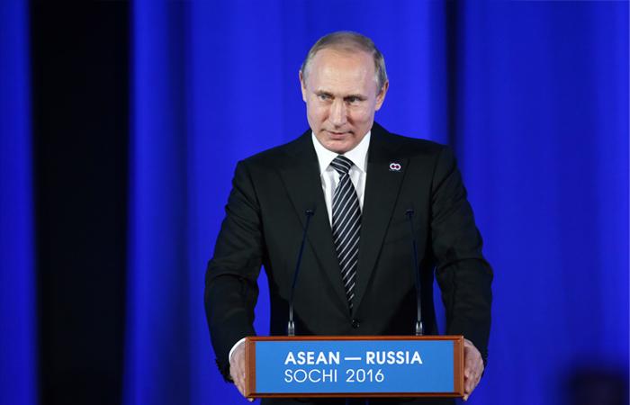 """РФ подготовила """"дорожную карту"""" из 57 проектов для создания альянса с АСЕАН"""