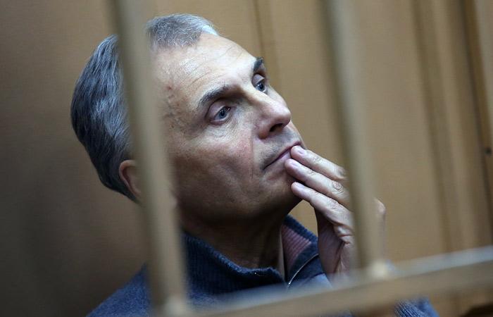Конфисковано имущество экс-губернатора Хорошавина на 1,1 млрд рублей