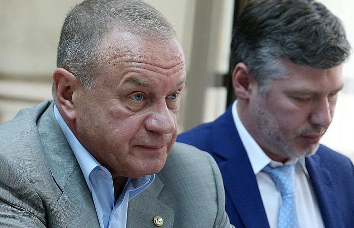 """Экс-глава РКК """"Энергия"""" Лопота отпущен из-под домашнего ареста"""