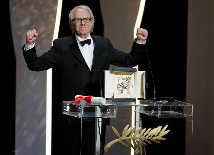 Фильм англичанина Кена Лоуча победил на кинофестивале в Каннах
