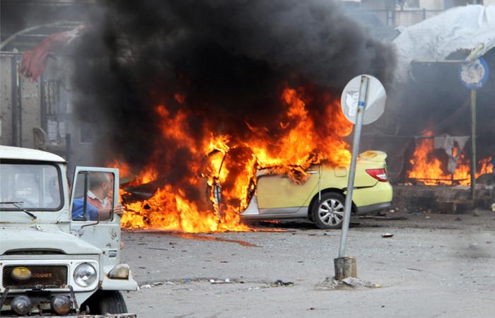 Теракты с более чем 120 жертвами в Сирии устроили смертники ИГ
