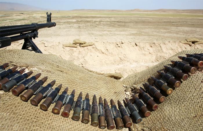 Отряды курдских ополченцев сообщили оначале наступления наРакку вСирии
