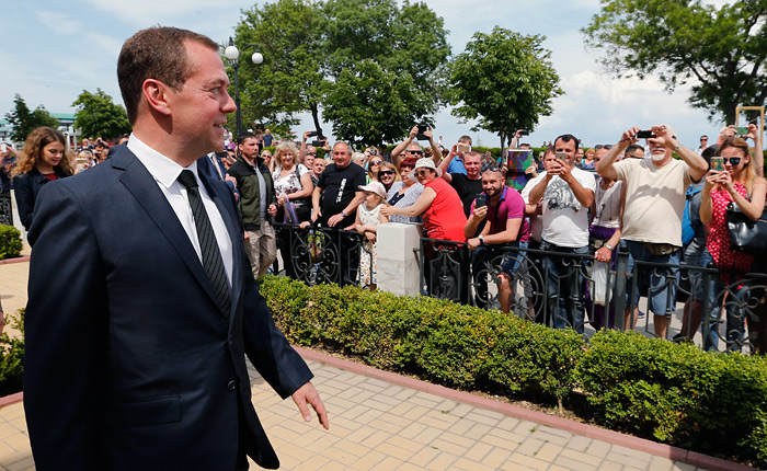 Медведев сообщил об отсутствии денег на индексацию пенсий