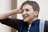 Путин подписал указ о помиловании Надежды Савченко
