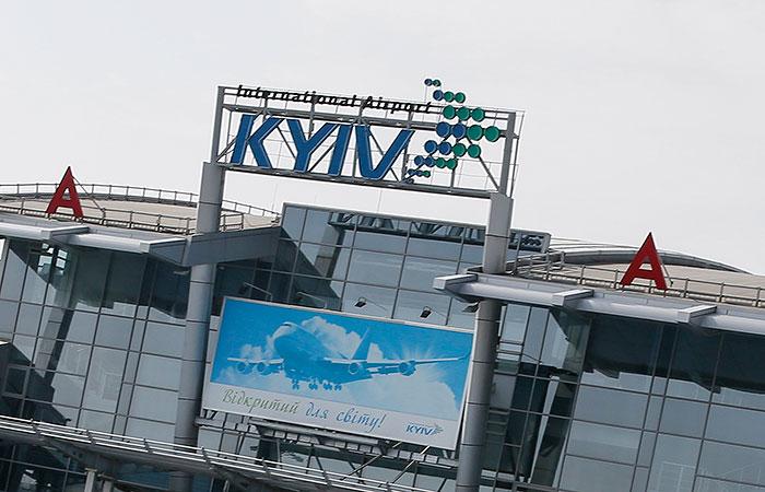 Самолет с Надеждой Савченко приземлился в Киеве