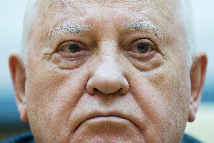 Горбачеву запретили въезд на Украину на пять лет
