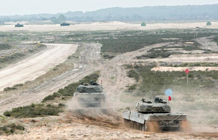 В балтийских учениях НАТО примут участие 10 тыс. военных из 12 стран