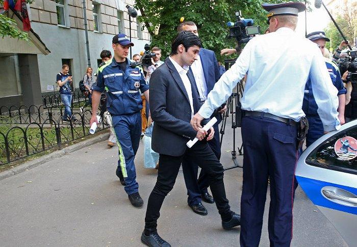 Возбуждено новое дело о хулиганстве после гонок на внедорожнике в Москве
