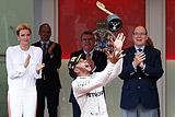 """Хэмилтон выиграл Гран-при Монако """"Формулы-1"""""""