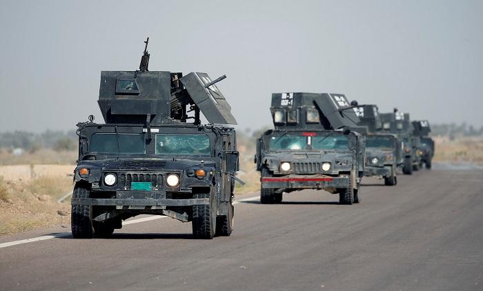 Иракские войска отбили у ИГИЛ город Карма