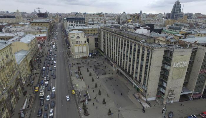 Собянин опроверг информацию о платном въезде в центр Москвы