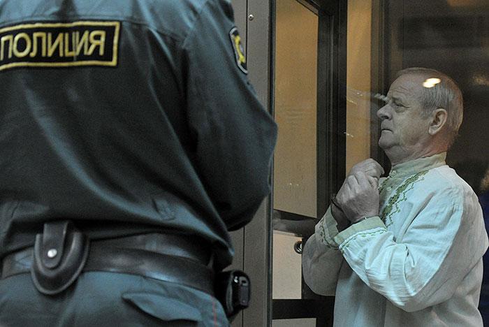 Владимира Квачкова обвинили в оправдании терроризма