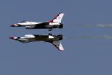 Военный самолет разбился недалеко от академии ВВС США