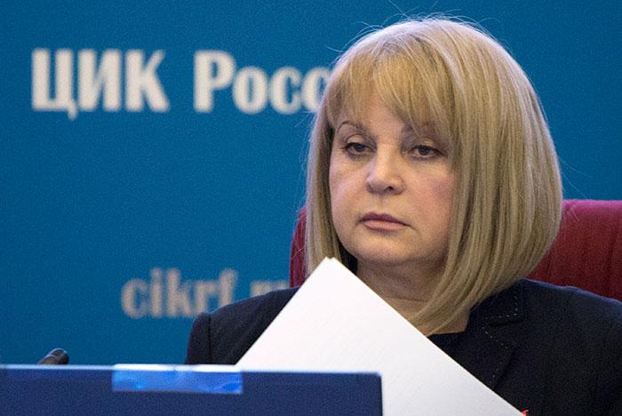 """Элла Памфилова: мы сделаем все, чтобы """"новой Болотной"""" не было"""