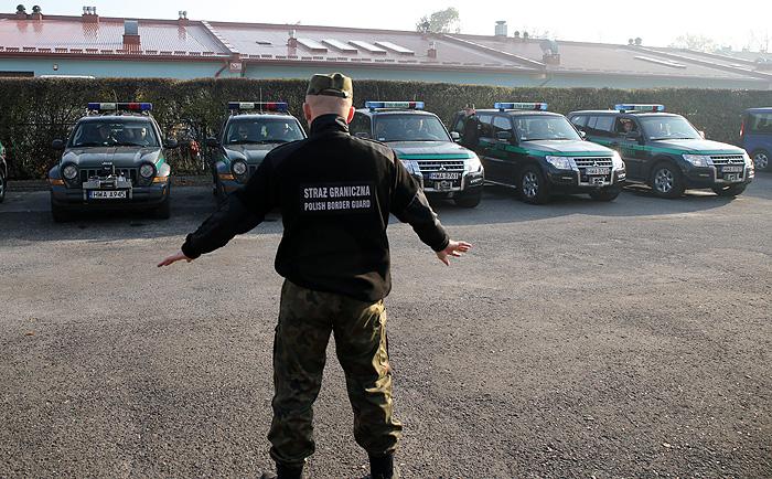 Польша усилила контроль награнице сРоссией