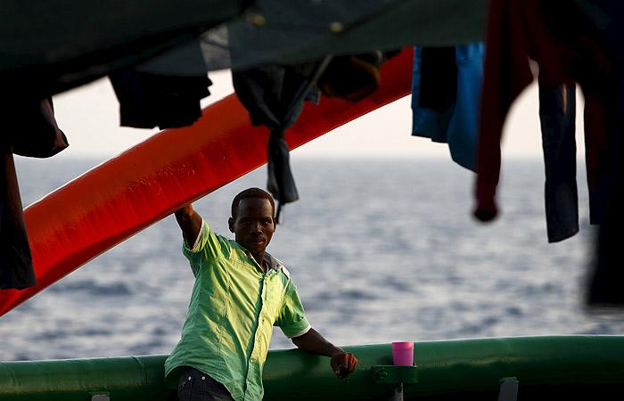 Ливия отказалась принимать мигрантов обратно из Европы