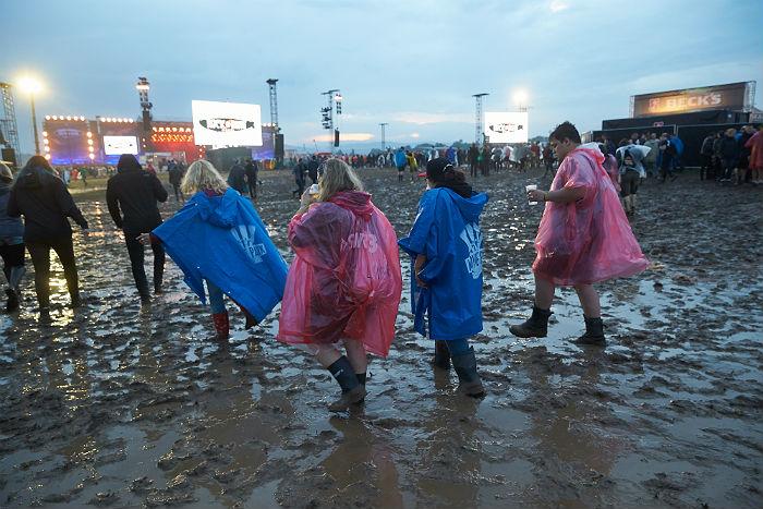 Власти Германии отменили фестиваль Rock am Ring