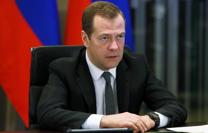 Медведев поручил создать рабочую группу по развитию Комсомольска-на-Амуре