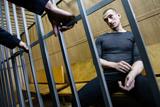 Прокурор попросил для Павленского штраф в 1,5 млн рублей за поджог двери ФСБ