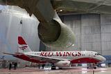 Red Wings с 1 июля ограничит коммерческую эксплуатацию SSJ-100