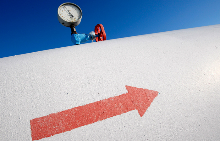 Проект газопровода из России в ЕС через Черное море обсудят с Юнкером на ПМЭФ