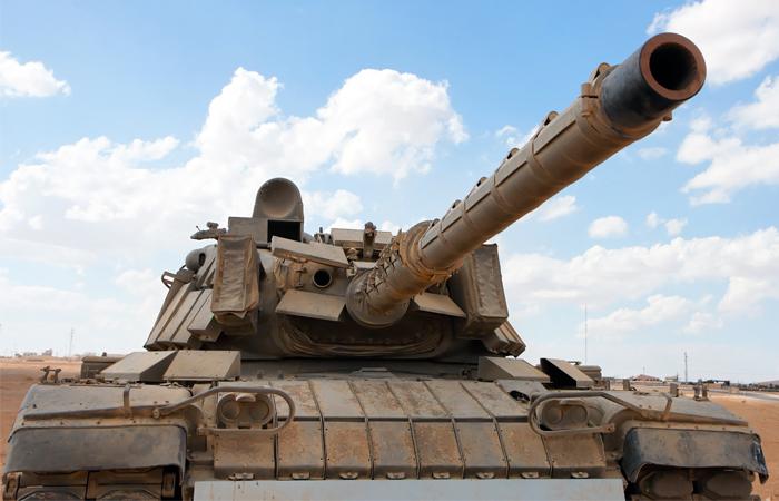 Россия вернула Израилю захваченный Сирией в 1982 году танк