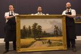 Пейзаж Шишкина продан на аукционе Sotheby's почти за 1,4 млн фунтов