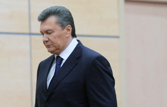 Украина пожаловалась на решения суда ЕС по делу семьи Януковича