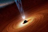 Ученые нашли рождающую звезды черную дыру