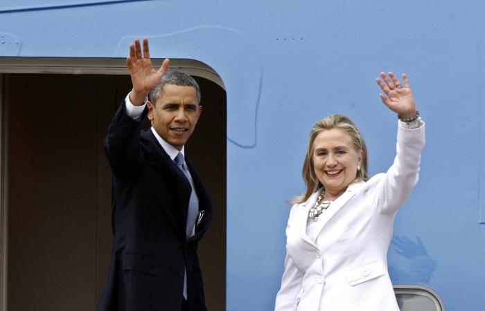 Обама официально поддержал Клинтон в качестве кандидата от демократов