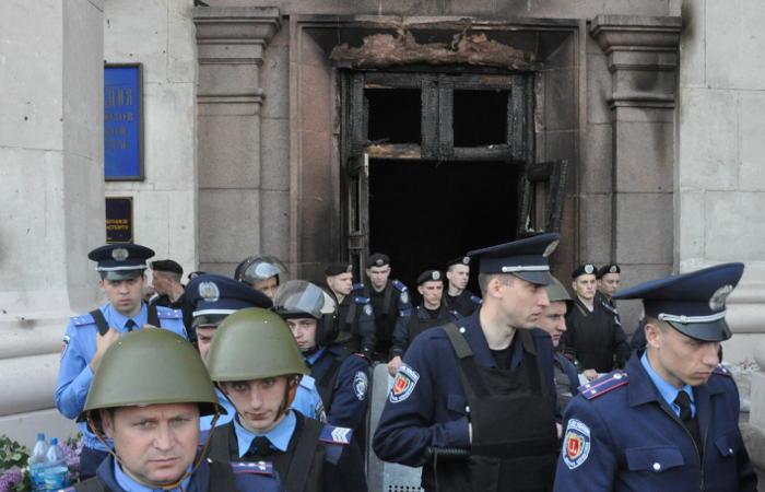 Суд Одессы арестовал россиянина по делу о событиях 2 мая 2014 года