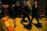 Полиция Израиля арестовала двух палестинцев по подозрению в совершении теракта