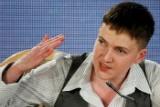 Савченко объявила о готовности обсуждать обмен пленными с главами ДНР и ЛНР
